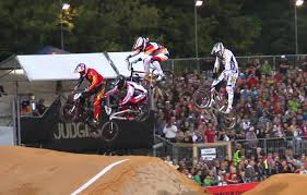 next motocross race next level of bmx racing red bull r evolution 2012 berlin youtube