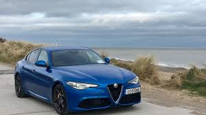 alfa romeo giulia veloce review changing lanes