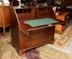 Secretarys Desk by 19th Century Large Superb Mahogany Writing Desk At 1stdibs