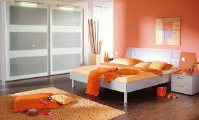chambre orange et marron awesome chambre orange et blanc ideas matkin info matkin info