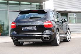 2008 Porsche Cayenne S - techart suv aerodynamics i kit for porsche cayenne 2008 photo