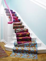 Stairs Rugs Colorful Victorian With Diy Inspiration Runners Stair Rugs And