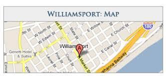map of williamsport pa susquehanna trailways