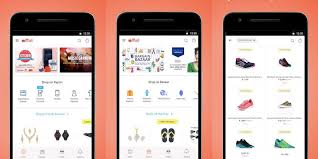 mall app paytm mall standalone app launched for e commerce services