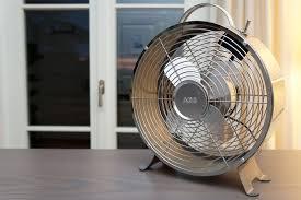 design ventilator ventilator im retro design für die heißen tage desklove