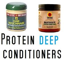 best leave in conditioner for relaxed hair protein conditioners i love sizzling mommy