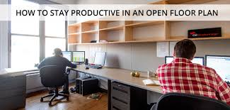 techspace blog staying productive in an open floor plan