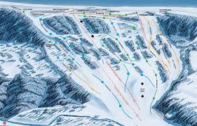 sundown mountain resorttrail map snow report sundown mountain