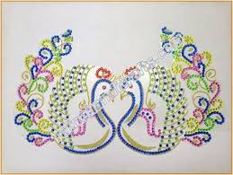 handicrafts for home decoration acrylic rangoli peacock design home decor diwali decoration indian