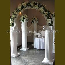 wedding arches and columns for sale source marble decorative wedding columns for sale on m alibaba
