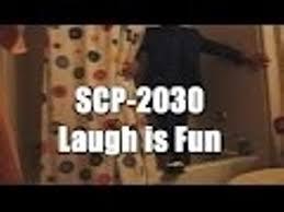 scp 2030 laugh is fun strange hidden camera comedy program