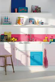 white u0026 bright colours kitchen designs shabby chic u0026 wallpaper