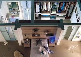 plan chambre avec dressing et salle de bain salle de bain avec dressing idées de décoration capreol us