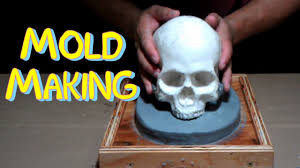 halloween ceramic molds mold making techniques sculpting the mother mold youtube