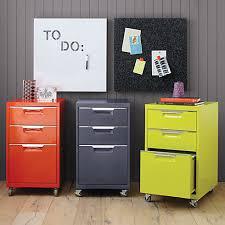 Orange Filing Cabinet Totally Storage File Industrial Mechanic Shop