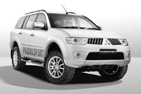 pajero land rover mitsubishi pajero sport anniversary edition launched