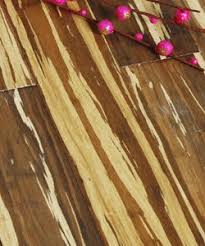 tiger stripe strand woven bamboo flooring 1850x130x14mm