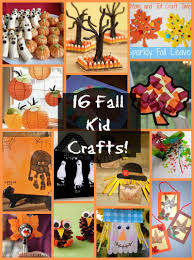 16 fall kid crafts a little craft in your day