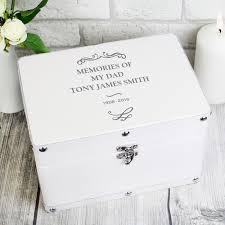keepsake box personalized unique memories product detail personalised antique scroll