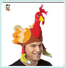 thanksgiving funny pictures turkeys unisex funny thanksgiving party plush turkey hats hpc 0207