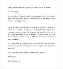 nursing student resume for internship nursing student resume cover letter