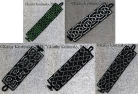 five celtic knot bracelets sova enterprises