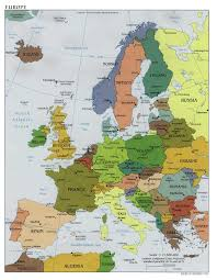 East Europe Map by Maps Map Eastern Europe