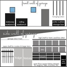 Garage Organization Categories - organizing with style brilliant ways to organize the garage