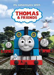 personalised thomas tank engine book