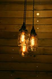 Jelly Jar Light With Cage by 48 Best Lighting Images On Pinterest Pendant Lights Jelly And