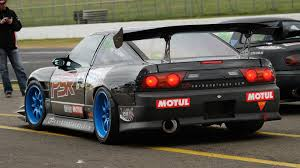 nissan 180sx jdm time attack nissan 180sx s13 youtube