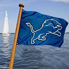 Golf Cart Flags Detroit Lions Boat And Golf Cart Flag New