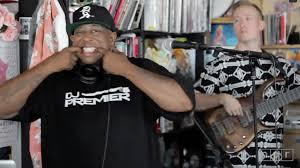 npr small desk dj premier u0026 the badder band bring their 90 u0027s hip hop mastery to