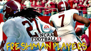 thanksgiving college football games ncaa football 14 2017 2018 150 freshman top recruits are in