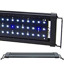 led aquarium light with timer amazon com beamswork ea 180 timer 0 50w 72 led aquarium light