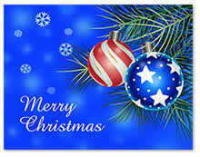 patriotic christmas cards personalized business christmas cards and corporate cards