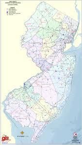 Map Of New Jersey Cities New Jersey Airports Map U2022 Mapsof Net