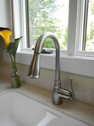 moen anabelle kitchen faucet choosing our new kitchen faucet school house rehab