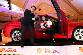 trading in a brand new car shell helix ultra celebrates success with trade partners lowyat