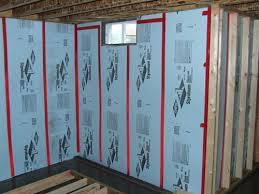 Best Basement Wall Sealer by Best Methods For Insulating Basement Walls