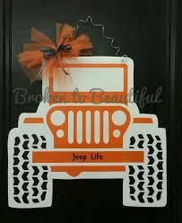 jeep wood box wooden jeep door hanger made at broken to beautiful lumberton tx