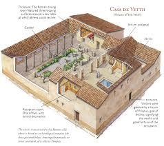 astounding pompeii house plan gallery best inspiration home
