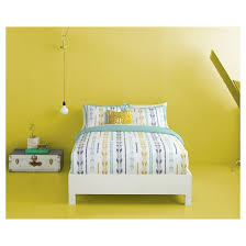 arrow print duvet cover set room essentials target