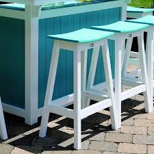 berlin gardens saddle bar stool bars benches picnic tables
