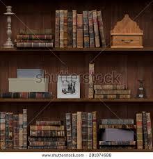 Bookshelf Background Image Bookcase Background Stock Images Royalty Free Images U0026 Vectors