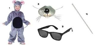 3 Blind Mice Costume Three Blind Mice Costumes Four Different Ways Halloween