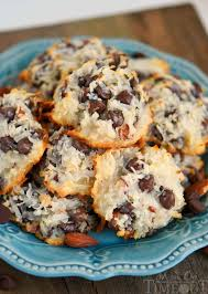 Almond Joy Cookies Just 4 Ingredients Mom On Timeout
