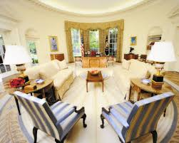 gorgeous oval table office furniture filebarack obama trying