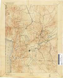 Nevada Map Nevada Historical Topographic Maps Perry Castañeda Map