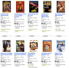 target over 500 movies 5 00 or less woah freebies2deals